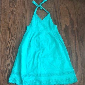 Girls Turquoise Old Navy Spring & Summer Dress!